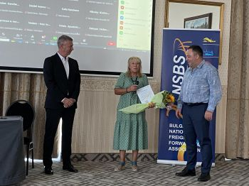 The Bulgarian National Freight Forwarding Association with a new Chairman and a new member of the Supervisory Board