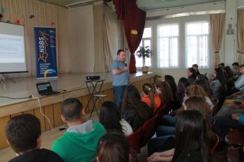 The School Konstanitin Konstantinov with class Freight forwarders-logistics